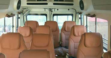 delhi chardham yatra tour by 12 seater luxury tempo traveller