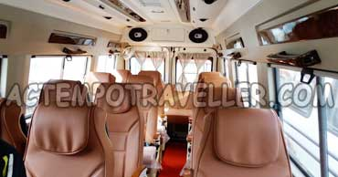chardham yatra tour by 16 seater tempo traveller