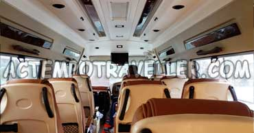 chardham yatra tour by 16 seater luxury tempo traveller