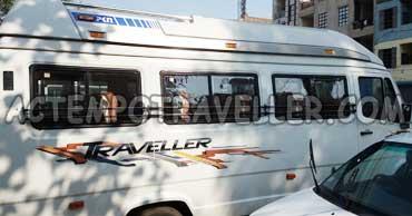 delhi chardham yatra tour by 16 seater tempo traveller
